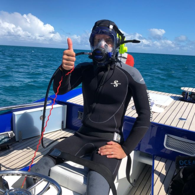 Platypus Craf - Diving